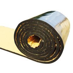طبقة من الألومنيوم ذات طبقة رقيقة من الألومنيوم ذات لاصق ذاتي لوح بلاستيكي مطاطي