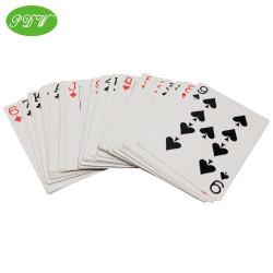 بطاقات اللعب المخصصة من المصنع بطاقات لعبة الجدول مع أفضل الأسعار