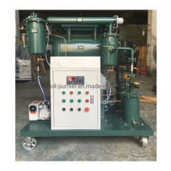 Zy el reciclaje de aceite dieléctrico de la serie de la máquina para la venta