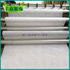 Bordados Nonwoven Interlining 100% de poliéster/algodão branco para bordado papel estabilizador Interlining não tecidos