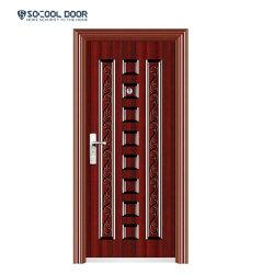 Venda Mother-Son Quente usado exterior das portas de ferro forjado