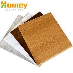 중국 공장 고품질 리메이네이트 필름 플라스틱 PVC 벽 패널