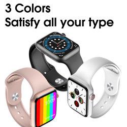 Venda por grosso Smartwatch Móvel Tw26 compatível com o Android e Ios Smart Phones elegante homens e mulheres Relógio desportivo