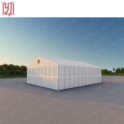 10X5m 판매를 위한 고강도 알루미늄 구조 큰천막 창고 위원회 천막 건물