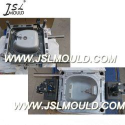 Moto de plástico de inyección de moldes caja trasera