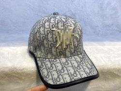 Commerce de gros Fashion Design célèbre marque de luxe Lettre Hommes Femmes Printemps Automne Loisirs Sports de coton des casquettes de baseball Hat