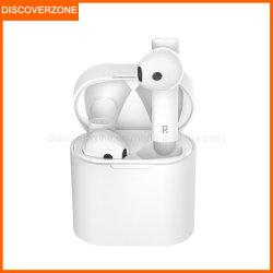 M6 de Hoofdtelefoons Draadloze Earbuds 5.0 van Bluetooth het Lawaai die van de Oortelefoon Tws Mic voor iPhone Xiaomi annuleren