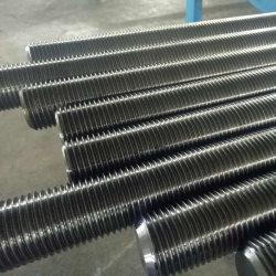 ASTM A193 B7 B7M B16 A193 B8 B8m de alta resistência para parafusos/prisioneiro das hastes roscadas