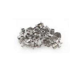 Le métal d'usinage CNC de traitement de moulage par injection