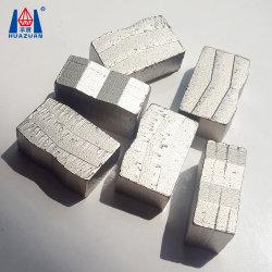 Ferramentas de corte de pedra M forma o segmento de diamante para o Granito