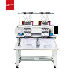 Bai nueva condición de la industria textil 400*500mm la máquina de bordado gratis diseños de bordados de la máquina