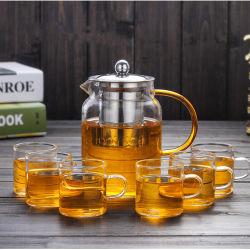 Fabrikant Handmadeclassic Daily Life Thee van hoge kwaliteit Koffieglas Pot glas thee pot