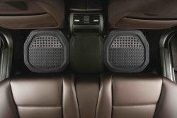 Innenraum Universalauto-Matten-Gleitschutzauto-Fuss-Matten Belüftung-4PCS