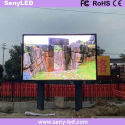 لوحة عرض LED لإعلانات كل أنواع الإعلانات الخاصة بالوحدة النمطية لفيديو مقاومة للطقس