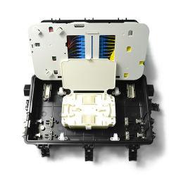 Innen/Outdoor-Wand, die 16 Verteilerkasten-Faser-Optikanschlußkasten des Kern-Faser-optischen Teiler-FTTH einhängt