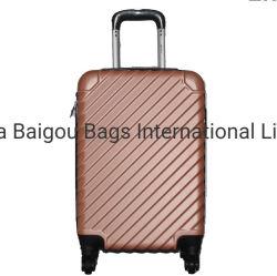 Commerce de gros PC 20pouces ABS Valise Trolley de bagages