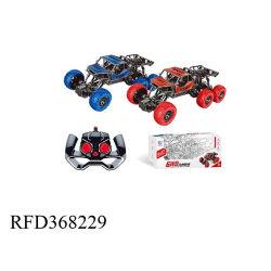 Elektrische Toy Car 1: 18 afstandsbediening Alloy Climbing Car off-road voertuigen