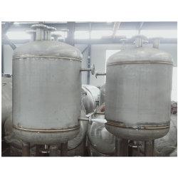 Attrezzature chimiche acciaio inox serbatoio a pressione etanolo gas azoto liquido Serbatoio di stoccaggio dell'acqua di miscelazione per applicazioni petrolchimiche industriali
