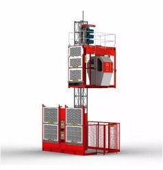 Passagier-Aufzug des Soem-Hersteller-Sc200/Gebäude-Aufzug/Aufbau-Hebevorrichtung für Gebäude/Kraftwerk
