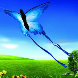Nuevo diseño de logotipo personalizado de animales de dibujos animados de mariposas para niños y adultos de Cometas Voladoras Thread