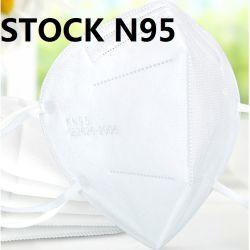Stock Masque anti-poussière N95 N95 noir de protection de la bouche de la pollution atmosphérique N95 masque anti-poussière de la poussière de la mode masque N95 pour les enfants des adultes