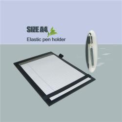 A4 в буфер обмена из натуральной кожи, Memo Блокнот складывания бумаги