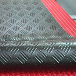 Anti-Slip 검수원 트롤리 통로를 위한 고무 지면 매트