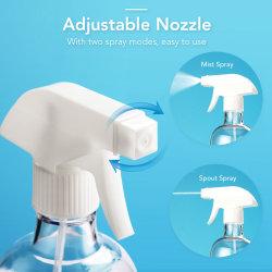 Flacon de PP écologique distributeur en plastique de déclencher la pompe du pulvérisateur (BP002-1)
