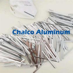 1060/3003 شريط الأنف المعدني من الألومنيوم لقناع المواد المستهلكة الطبية