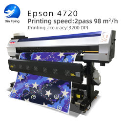 Tessile della stampante di sublimazione del getto di inchiostro della testa di stampa 4720
