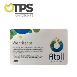 125KHz 화이트 PVC 일반 ID 룸 키 카드 RFID 호텔 키 카드 잠금