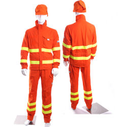 FR Arc Fire Resistance Work Shirt Coverall with Westex Fabric