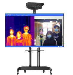 Ursprüngliche Fabrik! Neues Fieber entdecken Doppel-Fühler thermische Bild-Kamera für Schule-/Hotel-Kette