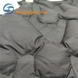 Novo chegar pano de Canal 2 em 1 camadas de tecido de nylon 400t para Downcoat colado
