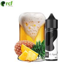 [ركف] نكهة [إليقويد] اصطناعيّة [نيكتين-سلت] أناناس جعة نكهة عصير