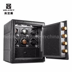 Vente à chaud de luxe meilleur tireur d'un coffre avec Watch Winder serrure numérique de la Chine