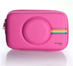 Het polaroid- Geval van EVA voor de Polaroid- Onverwachte Onmiddellijke Digitale (Roze) Camera van Af:drukken