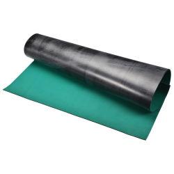Kundenspezifische das Stärken-leitende antistatische allgemeine Material-Gummiblatt, das für verwendet wird, verhindern den Effekt der statischen Elektrizität