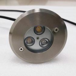 Accessori piscina tipo sepolto 12V LED luci/lampade subacquea