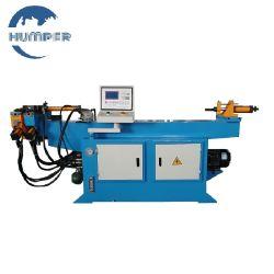 50nc SS Edelstahl quadratische Box Rohr Rohr Biegemaschine Halbautomatische Art Rohrbieger Hersteller in China