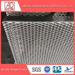 Pintura metálica de alta resistência da malha de metal expandido para a Ventilação de Ar