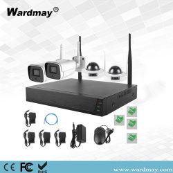 Kit NVR wireless Tuya 4CH 1080P telecamera CCTV wireless