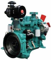 L'eau de refroidissement du turbocompresseur à démarrage électrique moteur diesel Cummins Marine