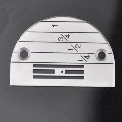 Contrôle de qualité supérieure à chaud de la plaque d'aiguille de machine à coudre de vente