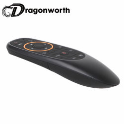 Mouse ottico senza fili del mouse della tastiera del G10 del mouse di Samsung TV di telecomando di figura astuta senza fili ricaricabile dell'automobile