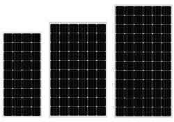 完全セットの太陽系のための280W 300W 320Wの太陽電池パネル
