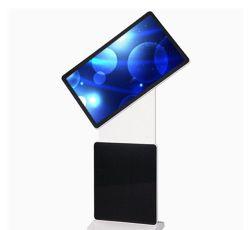 55-Inch Lcd-Mediaspelers Met Digitale Signalen Op Afstand Via Het Touchscreen