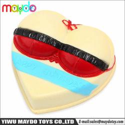 PU-langsames steigendes Squishy Spielzeug roch Inner-Kuchen-Pressung-Spielzeug