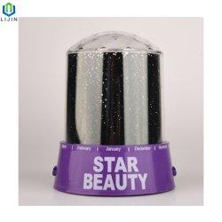 Nuevo increíble regalo Noche Romántica soñadora estrellas de la luz del cielo nocturno estrellado la lámpara del proyector