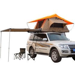Bon marché en plein air tente sur le toit avec auvent pour le camping
